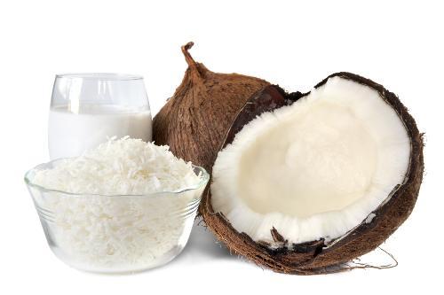 coconut 12146953 Những loại siêu thực phẩm cho trẻ sơ sinh và trẻ mới biết đi