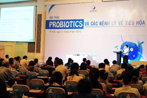 Hội thảo tại White Palace ngày 13/9/2014