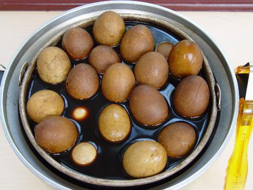 Image result for trứng gà nấu đương quy