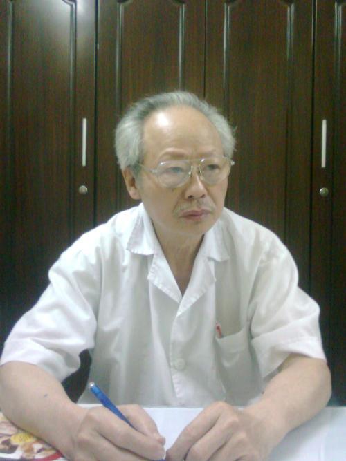 Bác sỹ Trần Trọng Thiện (Nguyên bác sỹ Khoa Nội Nhiễm, Bệnh Viện TW Quân đội 108)