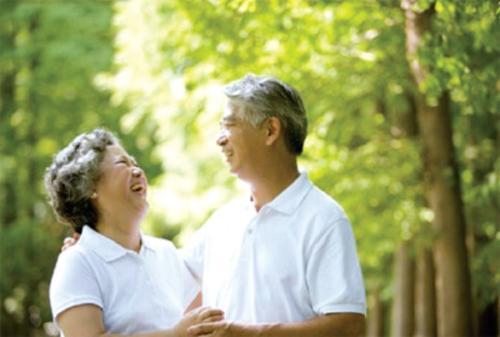 Sống khỏe mỗi ngày sẽ giúp bạn trường thọ. (Ảnh minh họa)