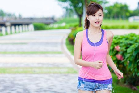Hãy tập thể dục thường xuyên
