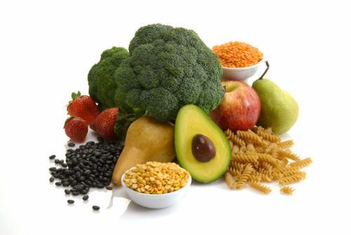 Những thực phẩm chứa chất xơ cao