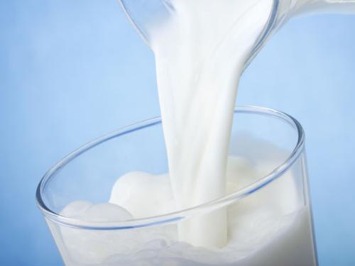 Sữa có thể làm bạn tăng cân nếu uống quá nhiều