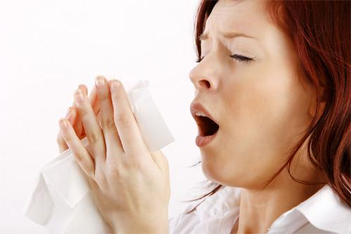 Tắc mùi khiễn bạn vô dùng khó chịu, nó ảnh hưởng đến cuộc sống của bạn. (Ảnh minh họa)