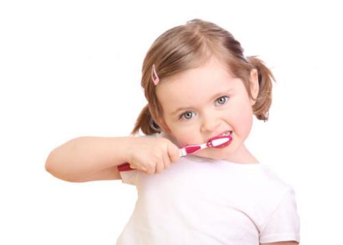 Kem đánh răng của trẻ em