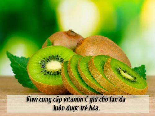 8 thuc pham giup chong lao hoa lan da cuc tot
