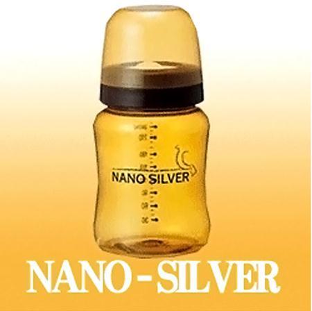 Bình sữa công nghệ bạc nano (Ảnh minh họa)