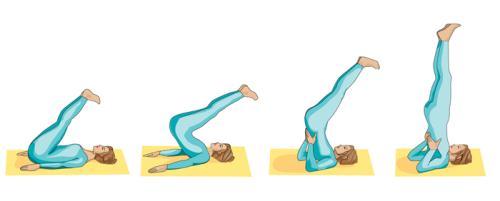 7 tu the Yoga (Asana) giup giam can, dep da