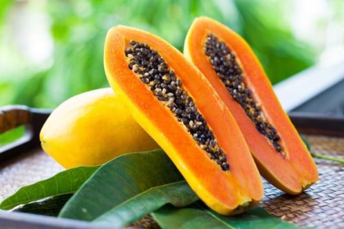 Hạt đu đủ có nhiều lợi ích cho sức khỏe.