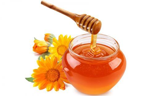 Mật ong bảo quản tốt nhất ở trong lọ thủy tinh.