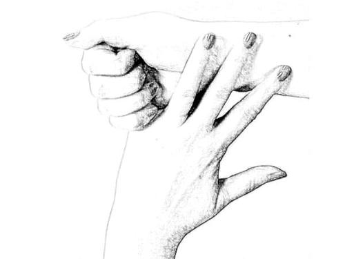 60 giay massage cac dau ngon tay de danh bay moi benh tat