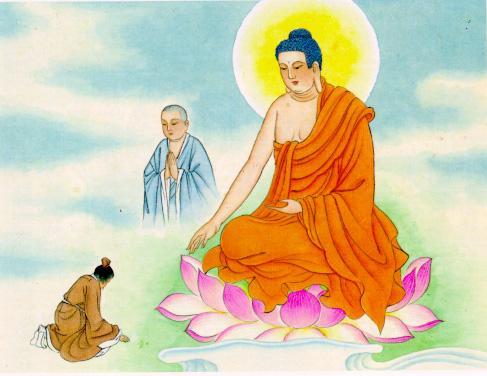 7 loi phat day khong ton tien 231636515 7 cách bố thí mà không tốn tiền của nhà Phật