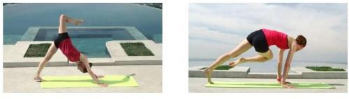 Bai tap yoga giam can chi trong 10 phut