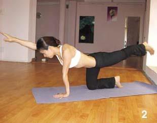 Bai tap Yoga tot cho ca tim, than va vong 2 chi voi 15 phut moi ngay