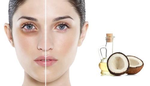 Dùng dầu dừa để tẩy trang phù hợp với các loại da nhạy cảm, nhớ rửa mặt thật sạch sau khi tẩy trang bằng dầu dừa nhé.