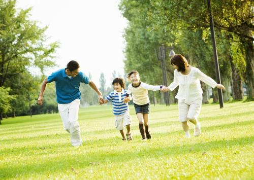 Sự ủng hộ từ gia đình sẽ khích lệ bạn rất nhiều