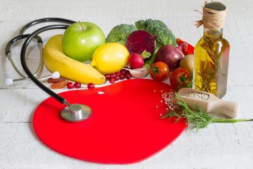 Chế độ ăn lành mạnh có lợi cho sức khỏe tim mạch