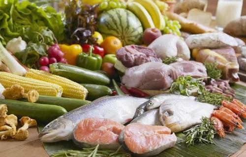 thuc pham giup giam can 1 3923599 Ăn nhiều trái cây và rau quả tốt thế nào