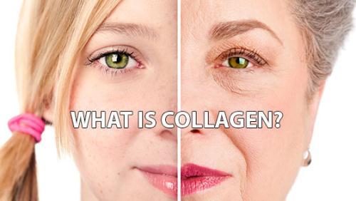 Kết quả hình ảnh cho collagen đẹp da