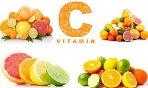 Vitamin C là một chất chống oxi hóa tiêu biểu cho các chị em phụ nữ