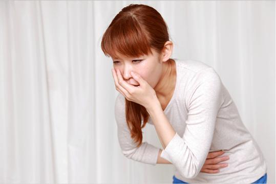 Buồn nôn là một triệu chứng cần chú ý của nhồ máu cơ tim