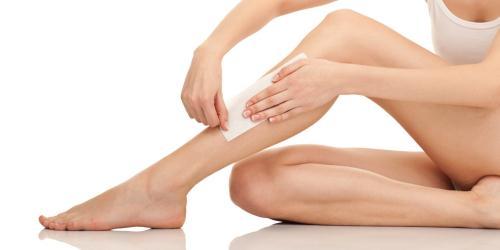 Tẩy lông sai cách là một nguyên nhân phổ biến gây viêm nang lông