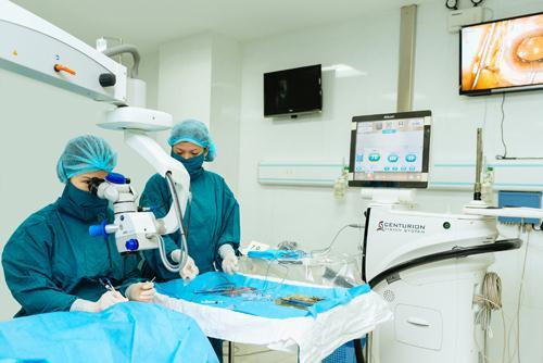 Ở giai đoạn bệnh nặng hơn thì phẫu thuật là phương pháp điều trị hiệu quả nhất