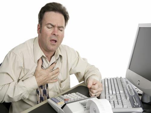 Khó thở là triệu chứng của phổi tắc nghẽn mạn tính