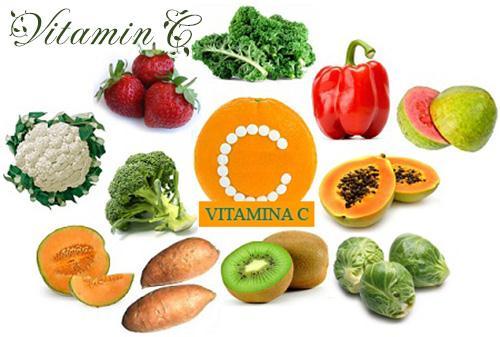 Người bị sốt siêu vi nên ăn nhiều thực phẩm chứa vitamin C