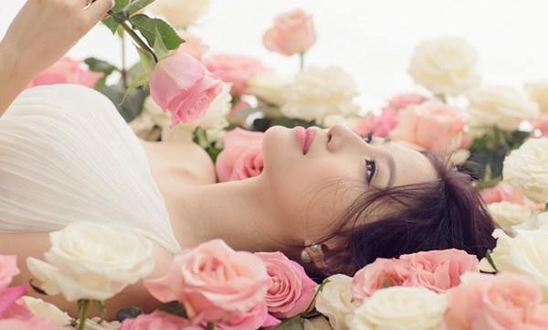 Hoa hong, loai hoa mang lai nhieu loi ich cho suc khoe va ve dep cua ban