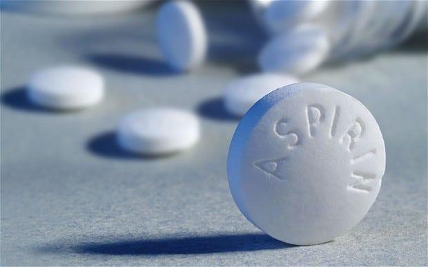 Aspirin- ngua dau tim, danh tan dot quy