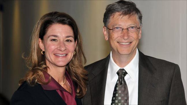Bill Gates - Phu nu thich di giay de thap la phu nu co tri tue cao