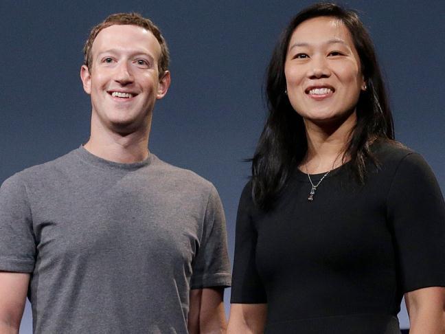 Mark Zuckerberg tiet lo bi quyet giu lua hon nhan