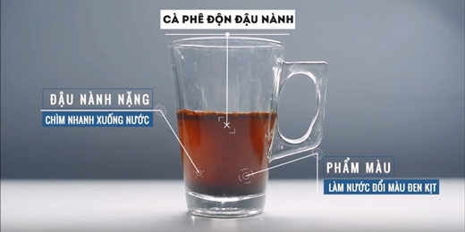 "Uong ca phe ""nhuom"" pin – Cai chet can ke nguoi tieu dung"