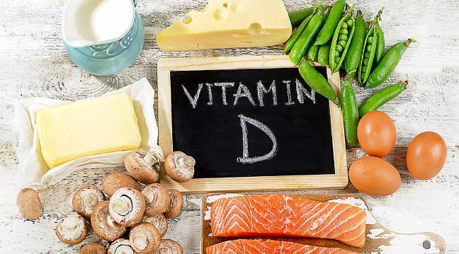 Bo sung vitamin D phong ngua can benh UNG THU VU