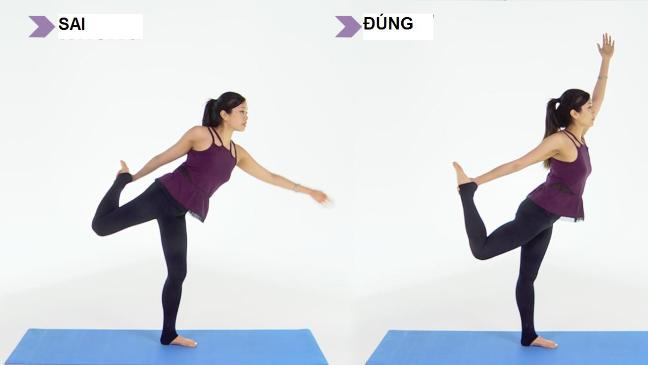 2 tu the yoga thang bang giup than duoi deo dai, dieu hoa co the