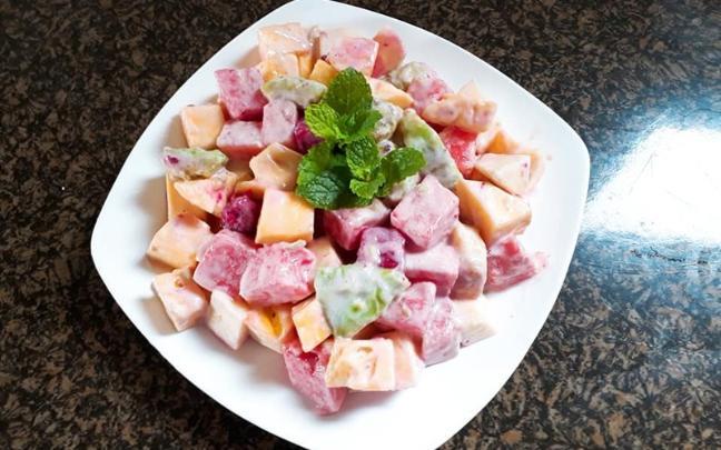 "Huong dan chi em lam 3 mon salad rau cu qua ""thanh nhiet"" mua he cho ca gia dinh"