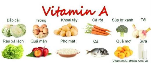 Cac loai vitamin danh cho nguoi mat ngu cuc ki hieu qua
