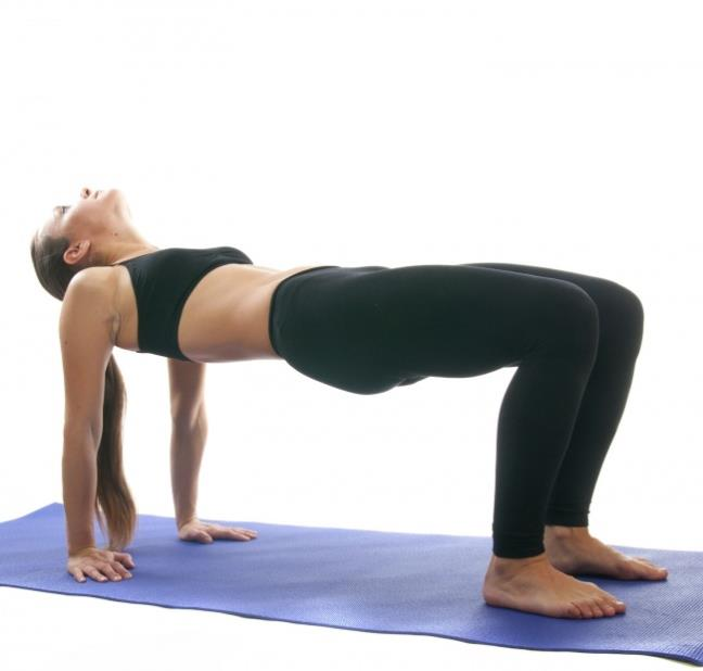 Giac mo vong bung phang chang con xa voi voi 15 tu the Yoga sau