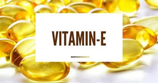 Dung vitamin E duong da mat: Lieu co an toan khi boi truc tiep len da?