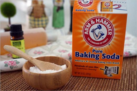 5 phut lam sach moi thiet bi trong can bep voi baking soda giup ban don tet thanh thoi