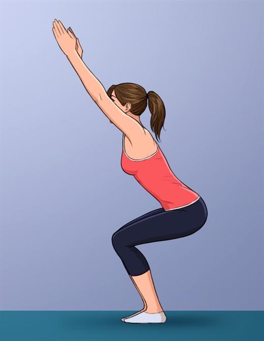 10 tu the yoga giup cai thien tinh trang dau moi lung