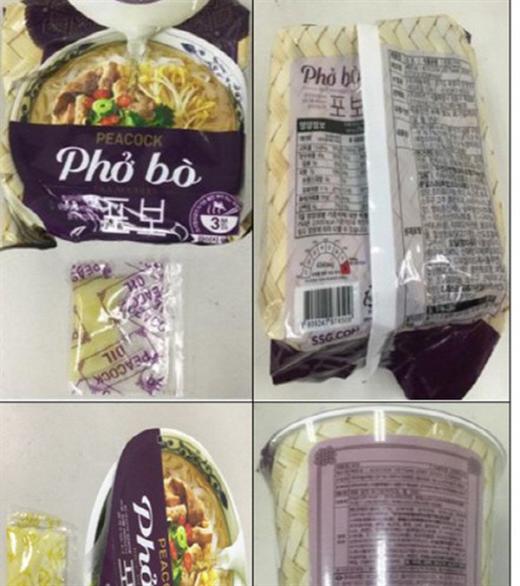 Vi sao pho an lien cua Acecook Viet Nam vua thu hoi tai thi truong Han Quoc?