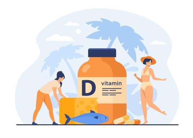 Cac nghien cuu moi cho thay vitamin D giup giam nguy co ung thu vu