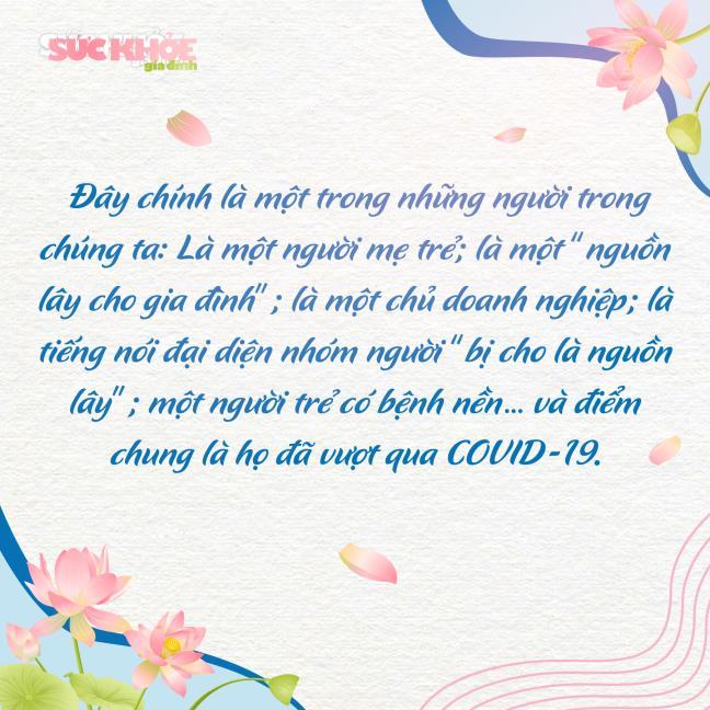 """Loat baitrai nghiem thuc te ve COVID-19: """"COVID 19 - Duoc va mat tu goc nhin cua nguoi trong cuoc"""""""