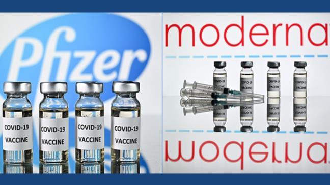 Viem tim pho bien hon o nam gioi sau khi tiem vaccine ngua COVID-19 cua Pfizer va Moderna