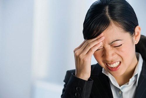 Trị đau đầu